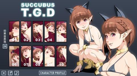 SUCCUBUS T.G.Dの画像